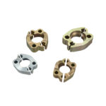 custom-sae-split-flange-clamps-halves
